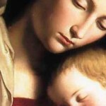 Mary, Mother of Mercy. Christ the Power of Merciful Love