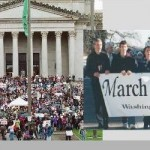 March for Life collage