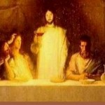 The Holy Eucharist:  Central Sacrament Pre-figured in the First Passover