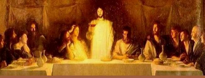 The Holy Eucharist Central Sacrament Pre Figured In The