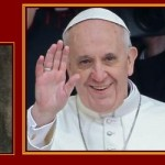 pope-francis and st. francis collage