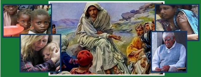 analysis of the beatitudes
