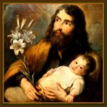 "St. Joseph, ""blessed spouse of Mary"""