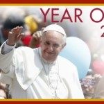 Benedict and Francis and year of faith collage