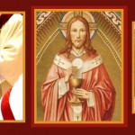 Priesthood as consecration collage