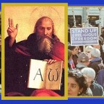Right to religious freedom collage