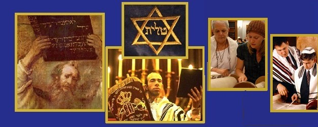 Judaism from Moses to present collage 3