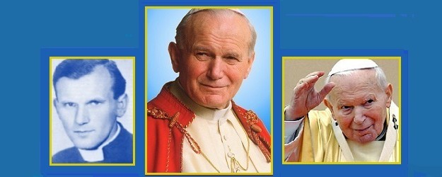 Priesthood of JP II collage