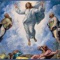 """The Transfiguration"", by Giulio Romano."
