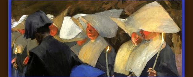Elegy, by Karol Tichy (c. 1900).