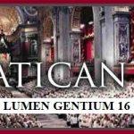 Conflicting Interpretations of <em>Lumen Gentium</em> 16