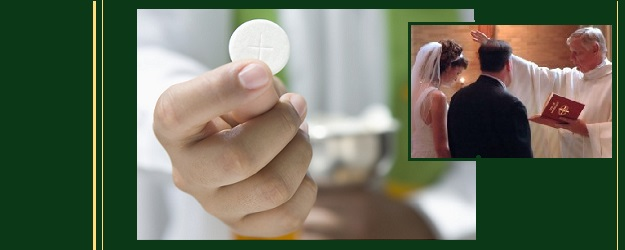 Holy Communion and the Importance of Marriage artwork