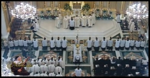 Mother Angelica's Funeral Mass