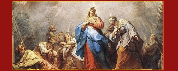 The Feast of Pentecost: Come Holy Spirit! - Homiletic