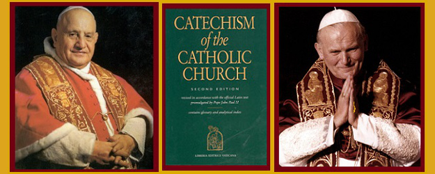 The Catechism of the Catholic Church and the Second Vatican Council - Homiletic & Pastoral Review