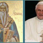 The Sacramental Ecclesiology of St. Ignatius of Antioch and Joseph Ratzinger