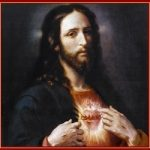 Jesus Offers Us His Sacred Heart