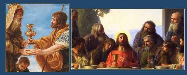 Christ, Melchizedek, and the Eucharistic Sacrifice - Homiletic